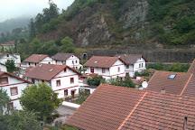Centro de Interpretacion del Poblado Minero de Bustiello, Mieres Municipality, Spain