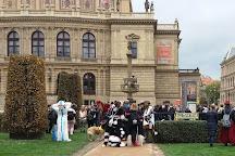 Prague Riverside Parties, Prague, Czech Republic