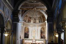 Basilica di Sant'Antonino, Sorrento, Italy