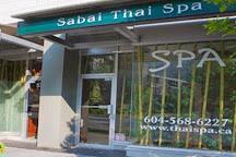 Sabai Thai Spa Coal Harbour, Vancouver, Canada