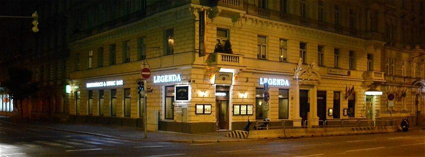 Restaurace & Music Bar Legenda