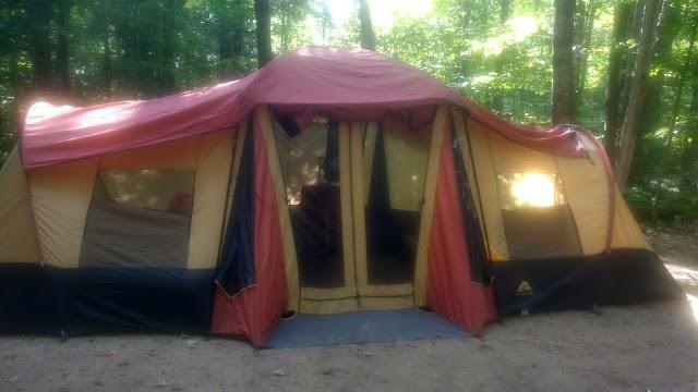 Lewey Lake Campground