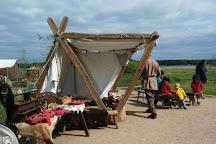 Viking Museum Haithabu (Wikinger Museum), Schleswig, Germany