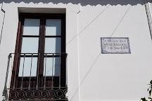 MUSEO CASA NATAL FEDERICO GARCÍA LORCA Fuente Vaqueros | España, Granada, Spain
