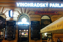 Vinohradsky Parlament, Prague, Czech Republic