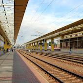 Железнодорожная станция  Minsk Pas