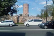 Chindiei Tower (Sunset Tower), Targoviste, Romania