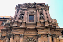 Chiesa della Santissima Trinita dei Pellegrini, Rome, Italy
