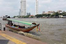 Canal Tour Bangkok, Bangkok, Thailand