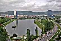 Lake Kuchajda, Bratislava, Slovakia