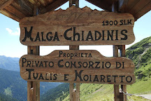 Rifugio Chiadinas, Comeglians, Italy