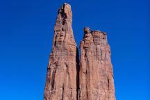 Spider Rock, Chinle, United States