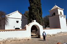 Iglesia San Francisco de Paula, Uquia, Argentina