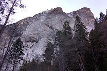 Nature Center at Happy Isles, Yosemite National Park, United States
