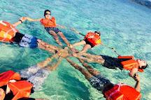 Naked Island, Siargao Island, Philippines