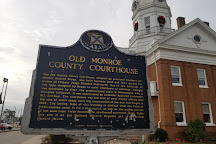 Old Monroe County Courthouse and Heritage Museum, Monroeville, United States