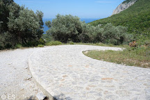 Kastro Ke Medieval Ekklisia, Skiathos, Greece