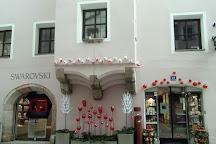 Kisslinger Kristall-Glas, Rattenberg, Austria