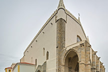 Igreja de Sao Francisco, Evora, Portugal