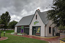Roswell Visitors Center, Roswell, United States