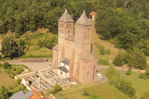 Abbaye de Murbach, Murbach, France