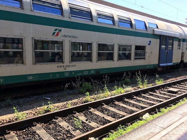 Stazione La Spezia Centrale