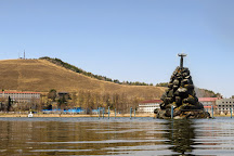Lake Shirakaba, Chino, Japan
