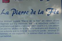 Le Dolmen de la Pierre de la Fee, Draguignan, France