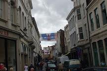 'T Zand, Bruges, Belgium