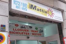 Mattia 46, Barcelona, Spain