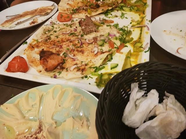 Barakat Grill & Pizza v/Haidar Abbas Mohammad Al-Adili