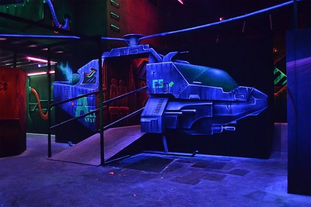 Space Laser Game