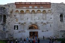 The Golden Gate, Split, Croatia
