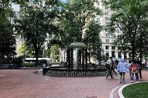 Rose Kennedy Greenway, Boston, United States