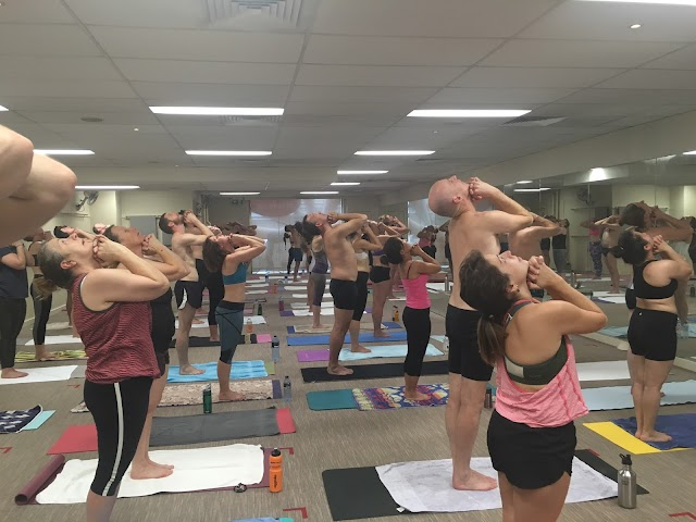 Bikram Yoga Fiztroy