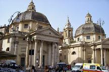 Santa Maria in Montesanto, Rome, Italy