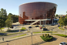 Concert Hall Great Amber, Liepaja, Latvia