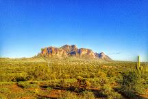 Superstition Mountains, Arizona, United States