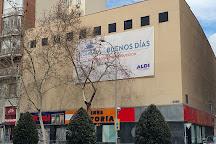 Cine Victoria, Madrid, Spain