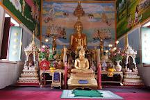 Saiyat Buddhist Temple, Phetchaburi, Thailand