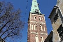 Swedish Gate (Zviedru Varti), Riga, Latvia