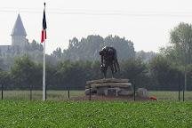 Musee de la Bataille de Fromelles, Fromelles, France
