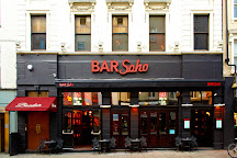 Bar Soho, London, United Kingdom