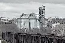 Old Railroad Bridge, Sheffield, United States