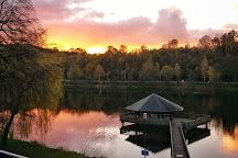 Lac des Doyards, Vielsalm, Belgium