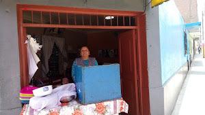 Cafeteria San Martin de Porres 1
