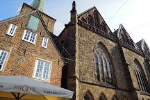 Unser Lieben Frauen Kirchhof, Bremen, Germany