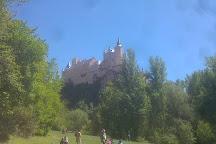 Alcazar de Segovia, Segovia, Spain