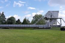 Pegasus Memorial (Memorial Pegasus), Ranville, France