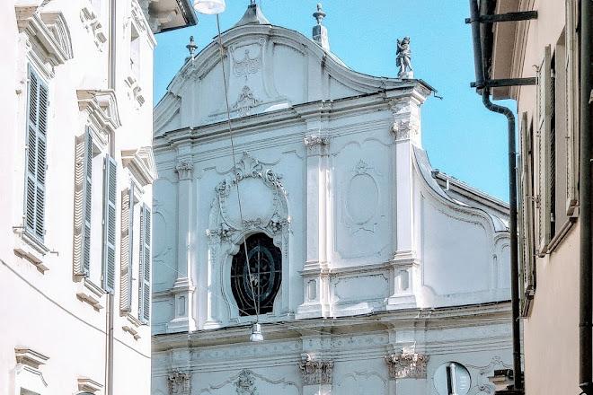 Chiesa di Sant'Anna, Vercelli, Italy